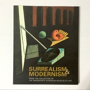Softcover Coffee Table Art Book Surrealism NEW